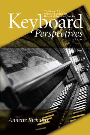 Cover of Keyboard Perspectives III