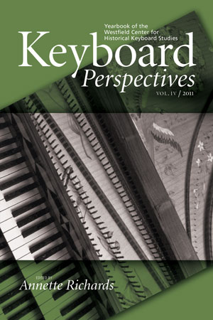 Cover of Keyboard Perspectives IV