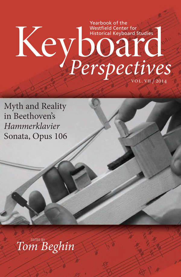 Cover of Keyboard Perspectives VII