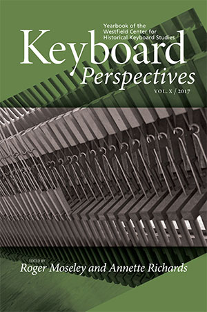 Cover of Keyboard Perspectives X