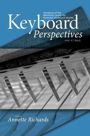 Cover of Keyboard Perspectives V